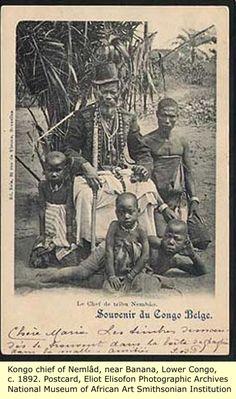 The Lie of the Kongo Ambassador