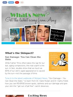 Skincare tips and the latest news from Rodan + Fields