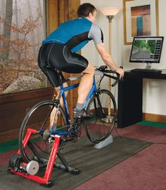 Electronic Indoor Cycling Trainers
