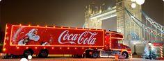 Coca‑Cola Christmas Truck Tour Locations - Coca-Cola GB