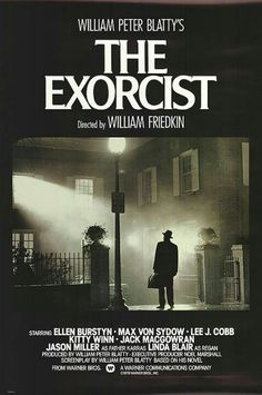 The Exorcist, Really Scary, Really good . I usually am not a fan of horror movies. But this one is the best.