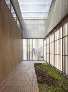 Clyfford Still Museum / Allied Works Architecture (17)