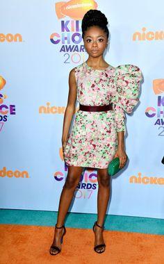 On the Scene: The 2017 Nickelodeon Kids' Choice Awards with Zendaya in Daya by Zendaya, Mariah Carey in Adidas, Skai Jackson in The 2nd Skin Co., and More!