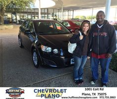 #HappyBirthday to Vanessa Moore from Mark Ferguson at Huffines Chevrolet Plano!