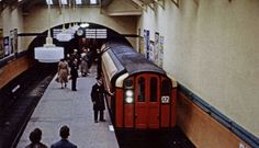 Glasgow: Then - Subway 1955 Glasgow Subway, Glasgow Scotland, Transportation, Photo Galleries, Train, City, Places, Cities, Strollers