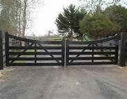 ranch gate - Bing Images