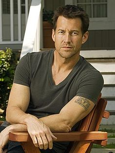 "James Denton-  the friendly neighborhood plumber from ""Desperate Housewives"""