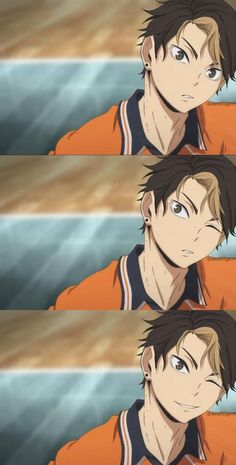 Haikyuu Nishinoya, Haikyuu Funny, Haikyuu Manga, Haikyuu Fanart, Anime Manga, Anime Guys, Haikyuu Wallpaper, Cute Anime Wallpaper, Fanarts Anime