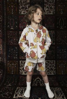 Mini Rodini Lion Sweatshirt
