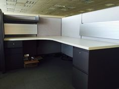 Buy Used  , ,used  and reduce pollution. Used Cubicles, Used Office Chairs, Office Cubicle, Office Furniture, Corner Desk, Home Decor, Shopping, Corner Table, Decoration Home