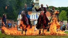 Ritterfest Dornum, Veranstaltungen Dornumerland, ostfriesische Nordseeküste- Dornum - Ostfriesische Nordsee pur