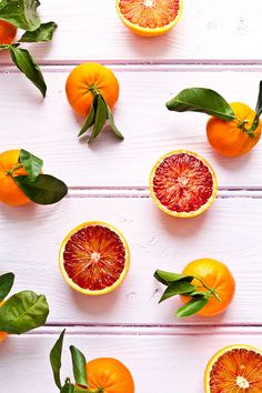 Blood oranges to brighten up the winter...for Boo who hadn't heard of them