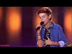 David Parejo ok so this is the voice kids in spanish and i saw that this boy singed warrior ifreacked out and he do it so good so let you enjoy it