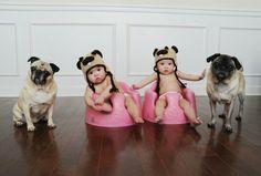 Pug Hats For Babies