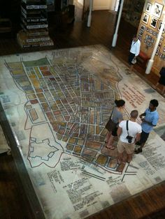 The District Six Museum contains artifacts from a neighborhood that was leveled during apartheid, as well as memories from its 60,000 displaced residents.
