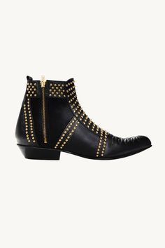 Anine Bing | Boots with gold studs