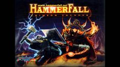 Hammerfall hearts on fire скачать
