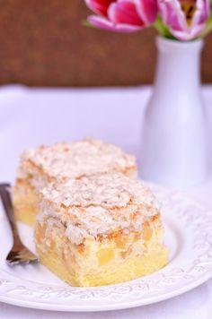 Pina Colada, Vanilla Cake, Sweet Recipes, French Toast, Breakfast, Classic Cake, Food, Food Cakes, Morning Coffee