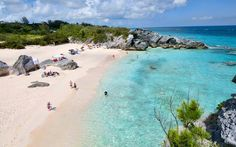 Not surprisingly, Bermuda is always one of the top destination cruise choices for a vacation. Take a look at the top things to do in Bermuda and see why! Bermuda Travel, Bermuda Beaches, Beach Travel, Best Places To Travel, Places To Visit, Orlando, Liberty Of The Seas, Best Beaches To Visit, Hot Beach