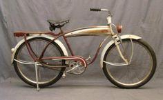 C.1941 Roadmaster Balloon Bicycle