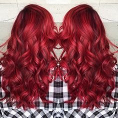 Red Hair #hair #redhair