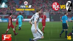 "Let's Play FIFA 16 Trainerkarriere #16 ""FCK vs Freiburg"" [XBox360 Gamepl..."