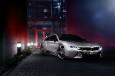 AC Schnitzer bietet Tuning-Paket für BMW i8