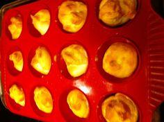 Oopsie Mini Muffins