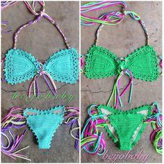 candy bikini by beijobaby on Etsy, $175.00