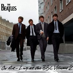 The Beatles - On Air: Live At The BBC Volume 2 on Limited Edition 180g 3LP + 48-Page Book