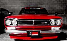 old (Nissan Skyline C10)
