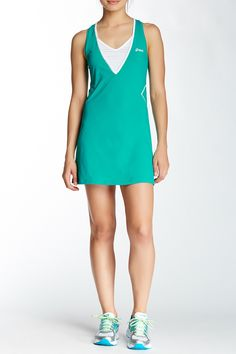Racket Dress & Short Set