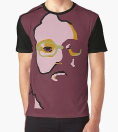 Allen Ginsberg by savantdesigns