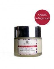 facial_noche . Vivencia Natural Skin Care.