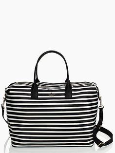 shop our classic nylon lyla weekender shoulder bag at kate spade new york. free standard shipping and free returns on all orders. Kate Spade Diaper Bag, Nylon Bag, New Bag, Fashion Backpack, Purses And Bags, Satchel, Ford, Shoulder Bag, Shoe Bag