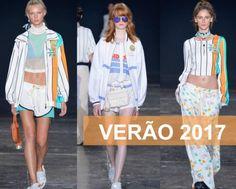 As 9 principais apostas da moda para o verão 2017