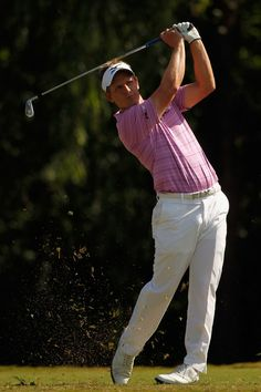 Pro V1x loyalist Luke Donald @ the Zurich Classic, Pro V1x golf balls can be found @ www.LostGolfBalls.com