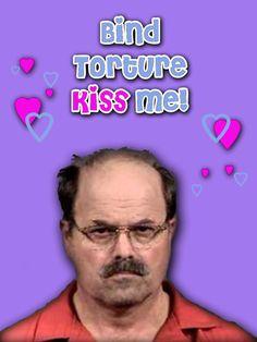 BTK Valentine serial killer Dennis Rader