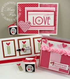 Filled With Love Bundle Offer Ends Tonight! - Mary Fish, Stampin ...
