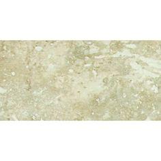 Daltile Heathland White Rock 3 in. x 6 in. Glazed Ceramic Wall Tile (12.5 sq. ft. / case)