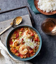 Sweet, succulent shrimp and zesty Creole spices are an unbeatable combination. Get the recipe for Saucy Creole Shrimp »  - GoodHousekeeping.com