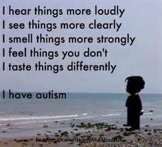 Autism Quotes: Seeing the World