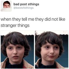 Who could ever not like stranger things!!!