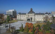 山形県旧県庁舎及び県会議事堂の写真