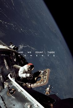 Ode to Apollo 11 and the joy of discovery.