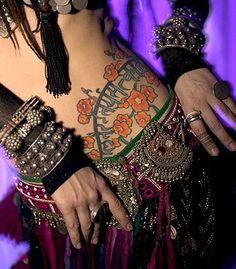 Belly Dancer Images Tribal | HILAL BELLY DANCERS: Tribal Fusión