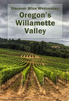 Oregon's Willamette Valley