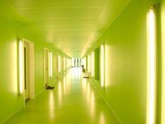 Iluminação para hall e corredores