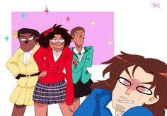 Hamilton heathers au - The longer I look at this the harder it is to stop laughing Theatre Nerds, Musical Theatre, Theater, Funny Hamilton, Hamilton Comics, Heathers The Musical, Hamilton Fanart, Hamilton Musical, And Peggy