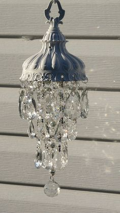 Wind Witch: #Wind #Witch ~ Crystal wind chimes.